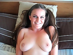 Teen drinks booze while she fingers her dripping wet pussy hole for a drunk orgasm!
